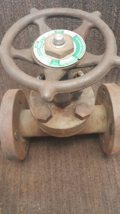 Vogt 1 1/2″ API602 Series 373 Forged Steel Gate Valve 1480PSI MAX *NEW* (B205) 3