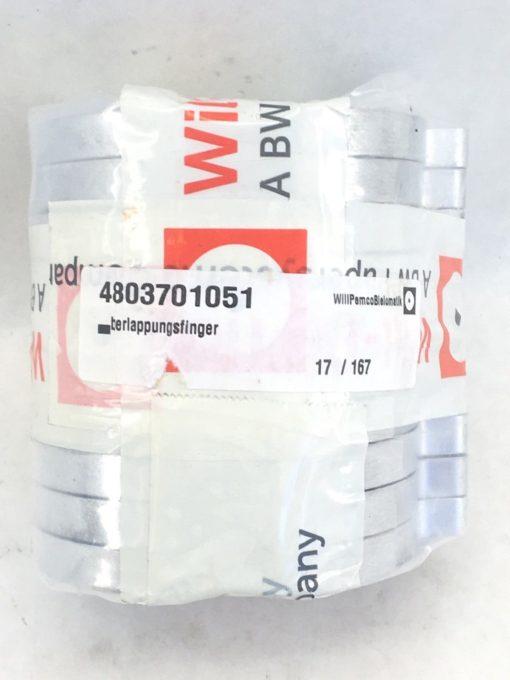 WILL PEMCO 480-3701-051 KNOCKDOWN SPLITS 10-PACK (J22) 2
