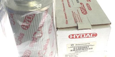 NIB! HYDAC 1260897 0330D005BN3HC HYDRAULIC FILTER ELEMENT FAST SHIP!!! (SB7) 1
