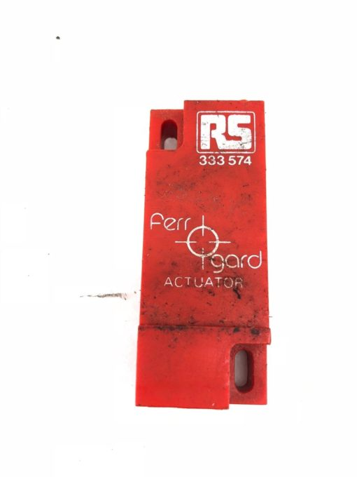 USED FERROGARD RS 333-574 MAGNETIC ACTUATOR, FAST SHIP! (A859) 2