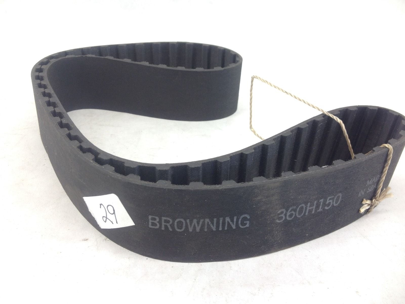 Browning Timing Belts Image Of Belt Pulley B177814m55 Gear 84