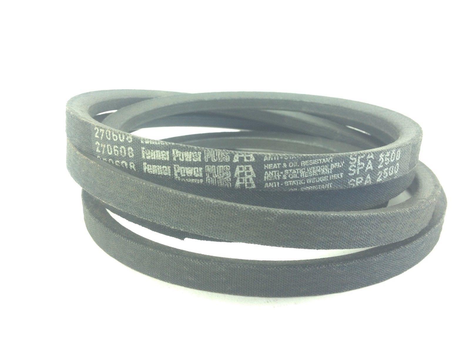 FENNER POWER PLUS SPA2500 V-BELT (BELT 117 / 119) 1