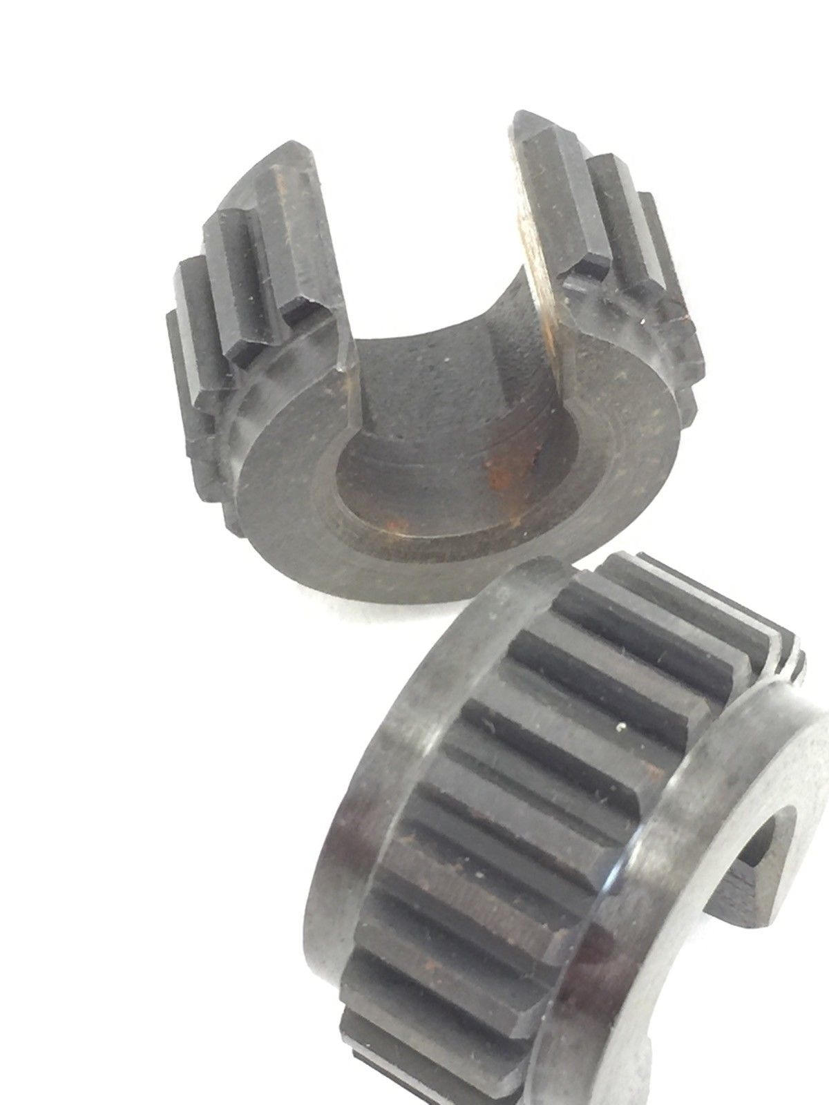 NEW! C SHAPED GEARs 20C 18T 12mm BORE 30mm O.D