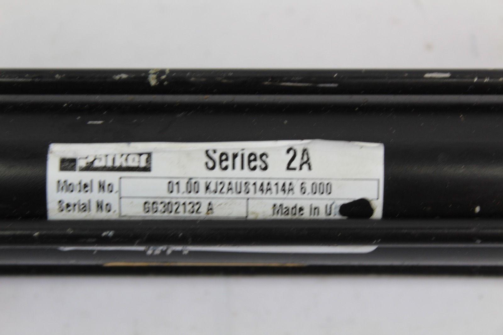 Parker Series 2A 01.00 KJ2AU814A14A 6
