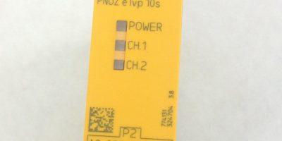 PILZ PNOZE1VP10S SAFETY EMERGENCY STOP RELAY 24VDC (A825) 1