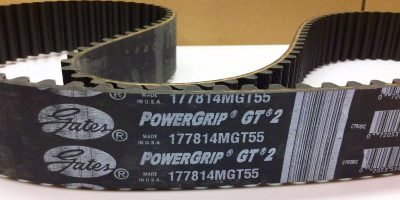 NEW IN BOX 1778-14MGT-55 GATES POWERGRIP GT-2 9207-0121 (BELT 12M) 1