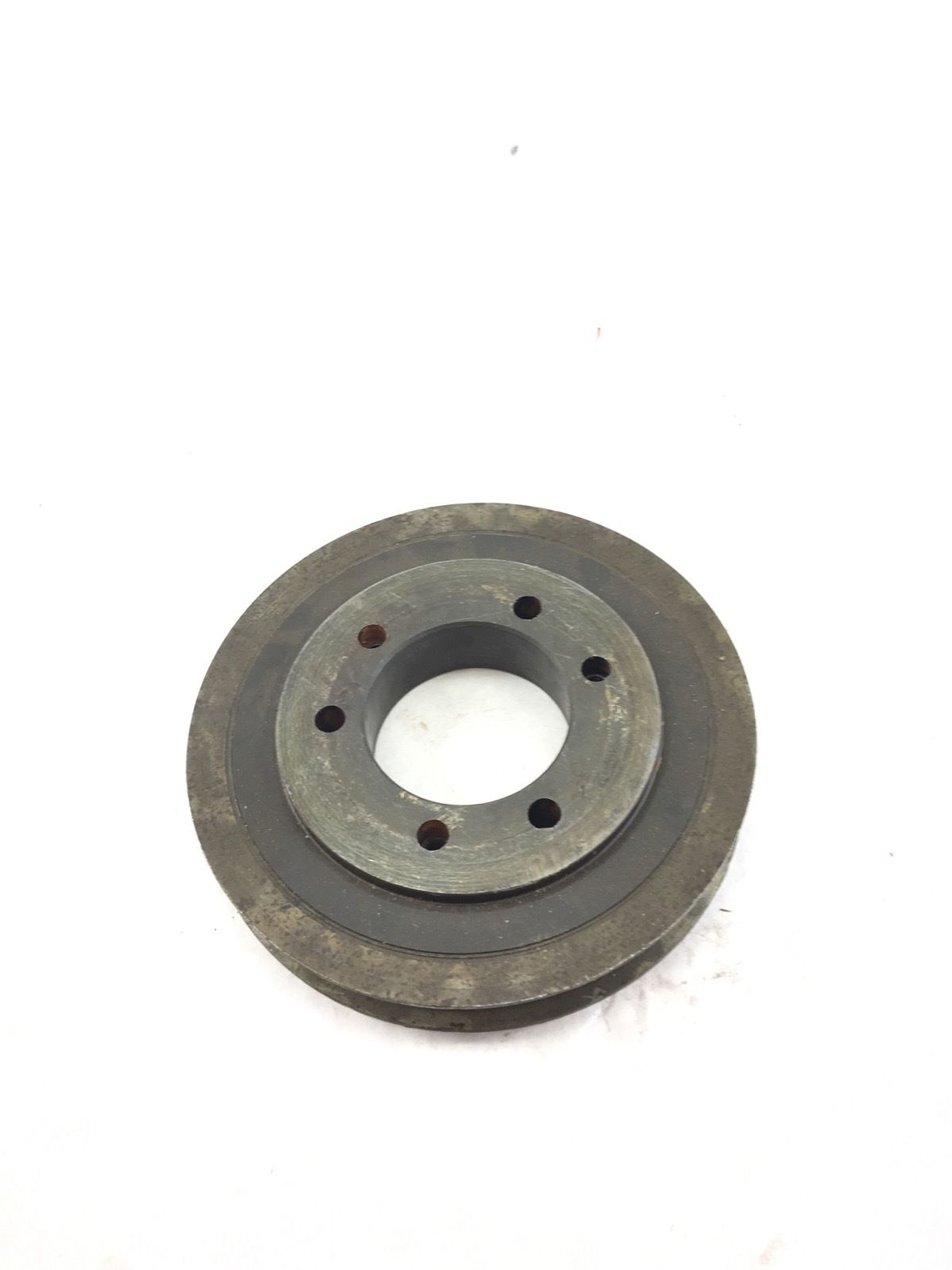 GATES Polychain GT 14M-56S-20 Timing Belt Pulley, Cast Iron, Taper Bushing, B384 1