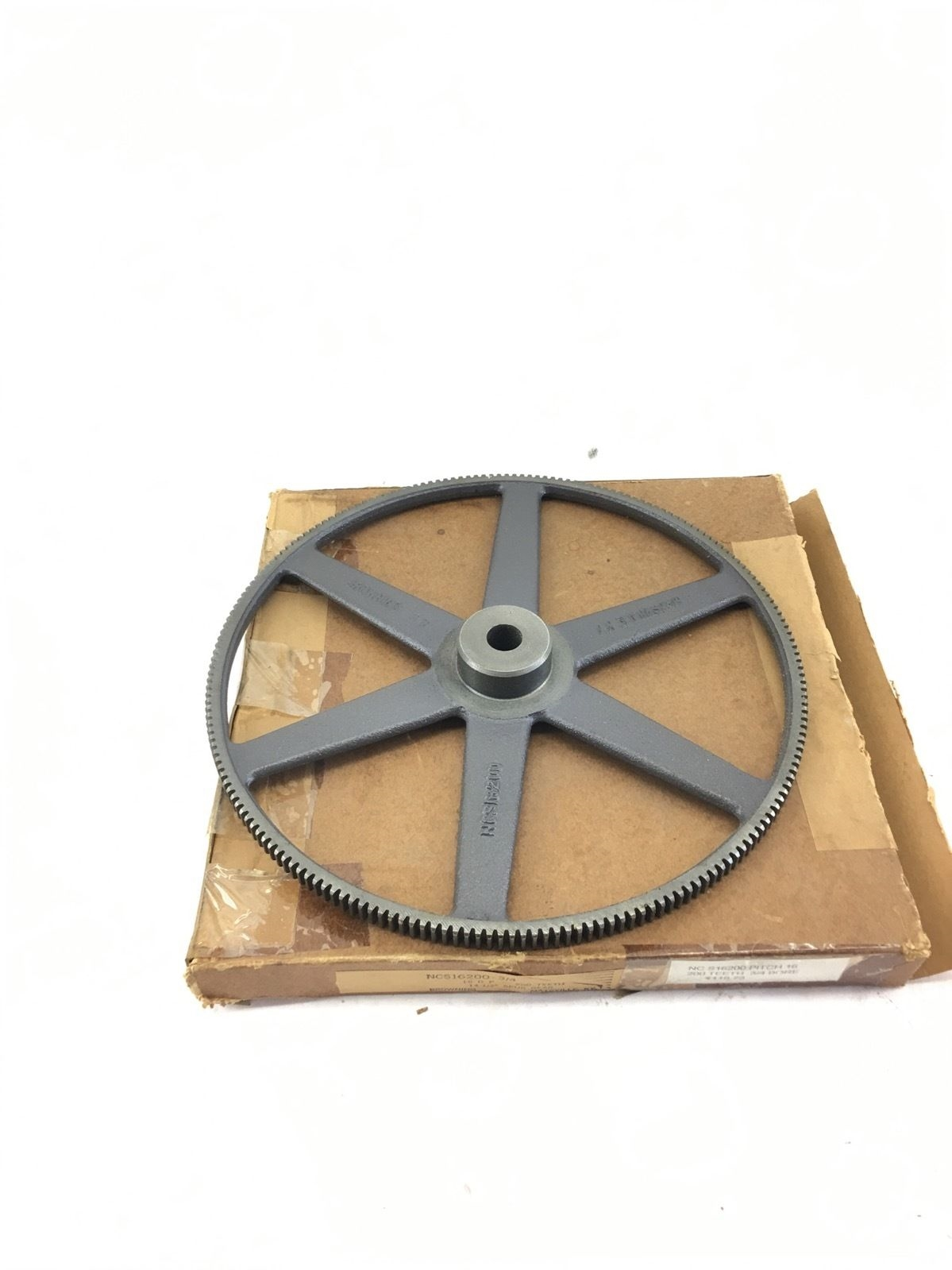 NEW IN BOX BROWNING NCS16200 SPUR GEAR, 16 PITCH, 200 TEETH, 3/4� BORE, (B385) 1