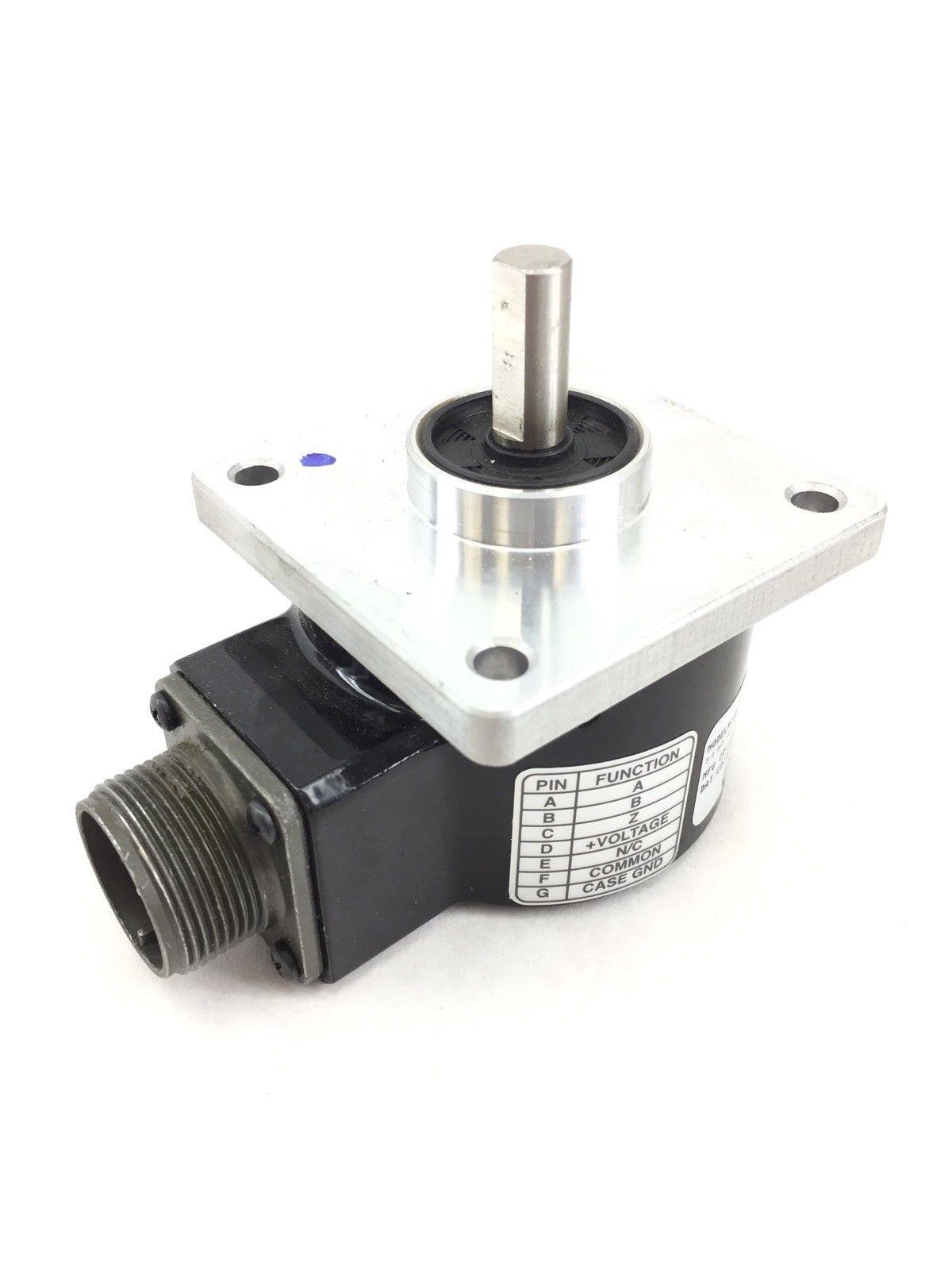 DYNAPAR BRAND HA62518000101 DANAHER CONTROLS ENCODER (A588) 1