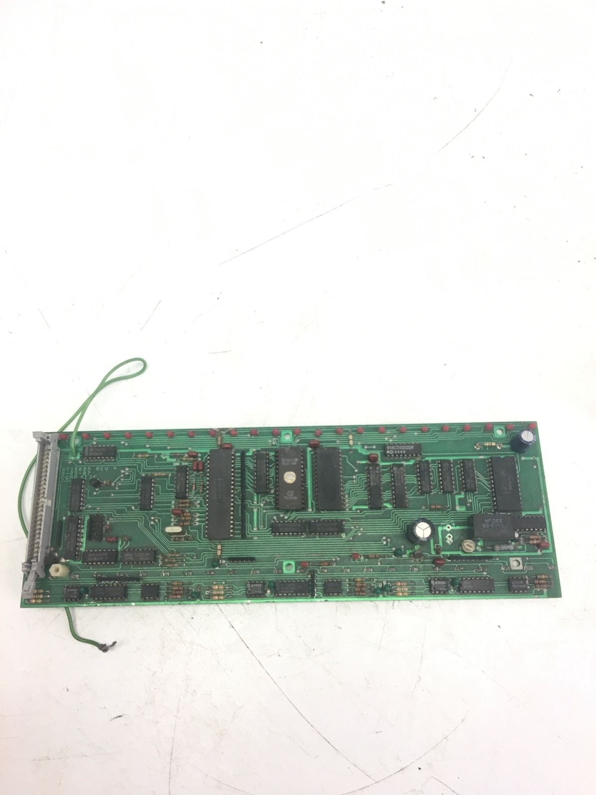 TEXAS INSTRUMENTSÂ ST1002A REVISION 4 COMPONENT CIRCUIT PC CARD BOARD, (B273) 1
