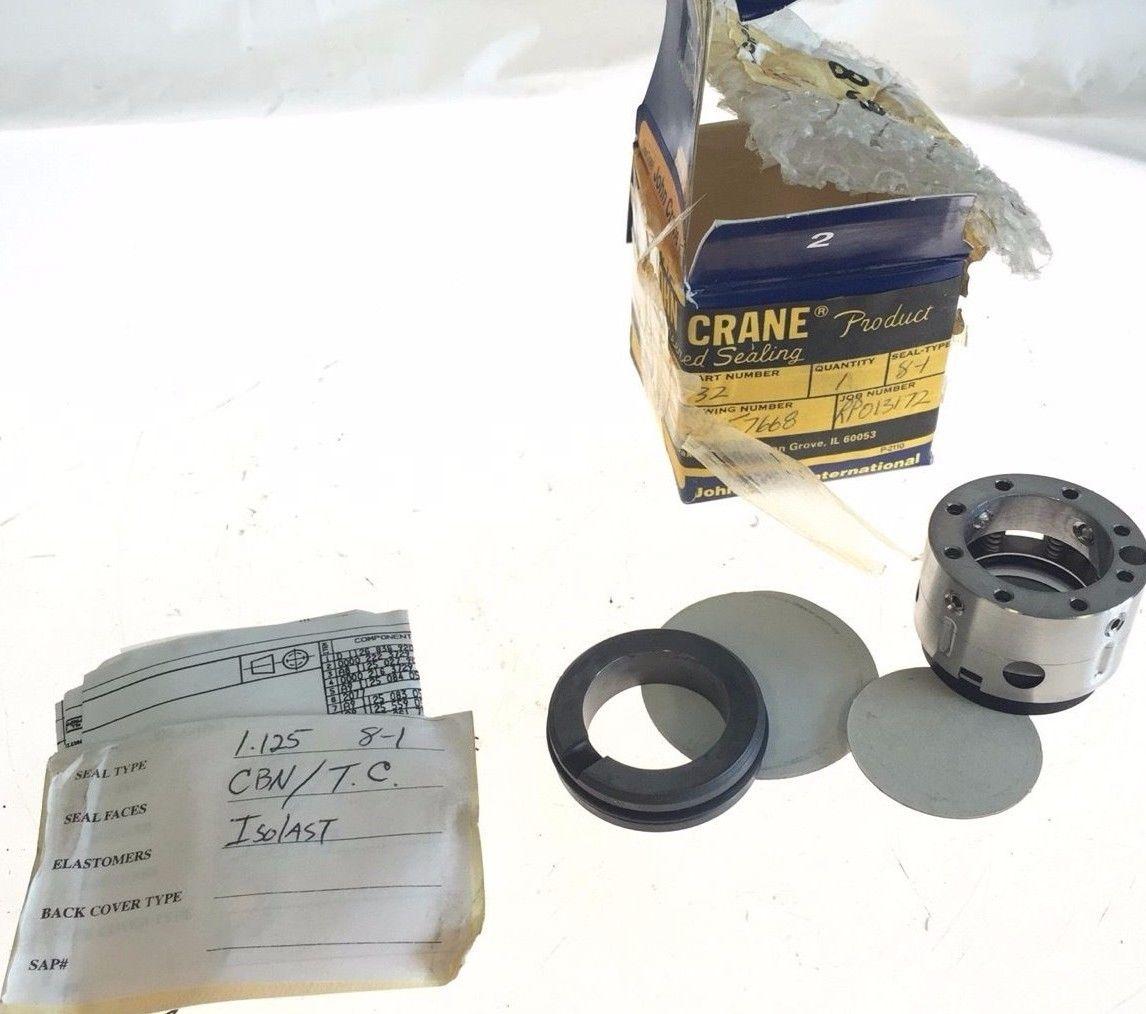 NEW IN BOX John Crane X51F5-10151 Seal Size – 1