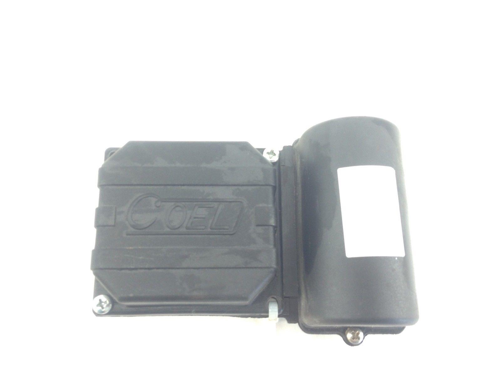 COEL BREVETTATO TERMINAL BOX with MECO CMI-4-634 ELECTRIC CAPACITOR (H3) 1