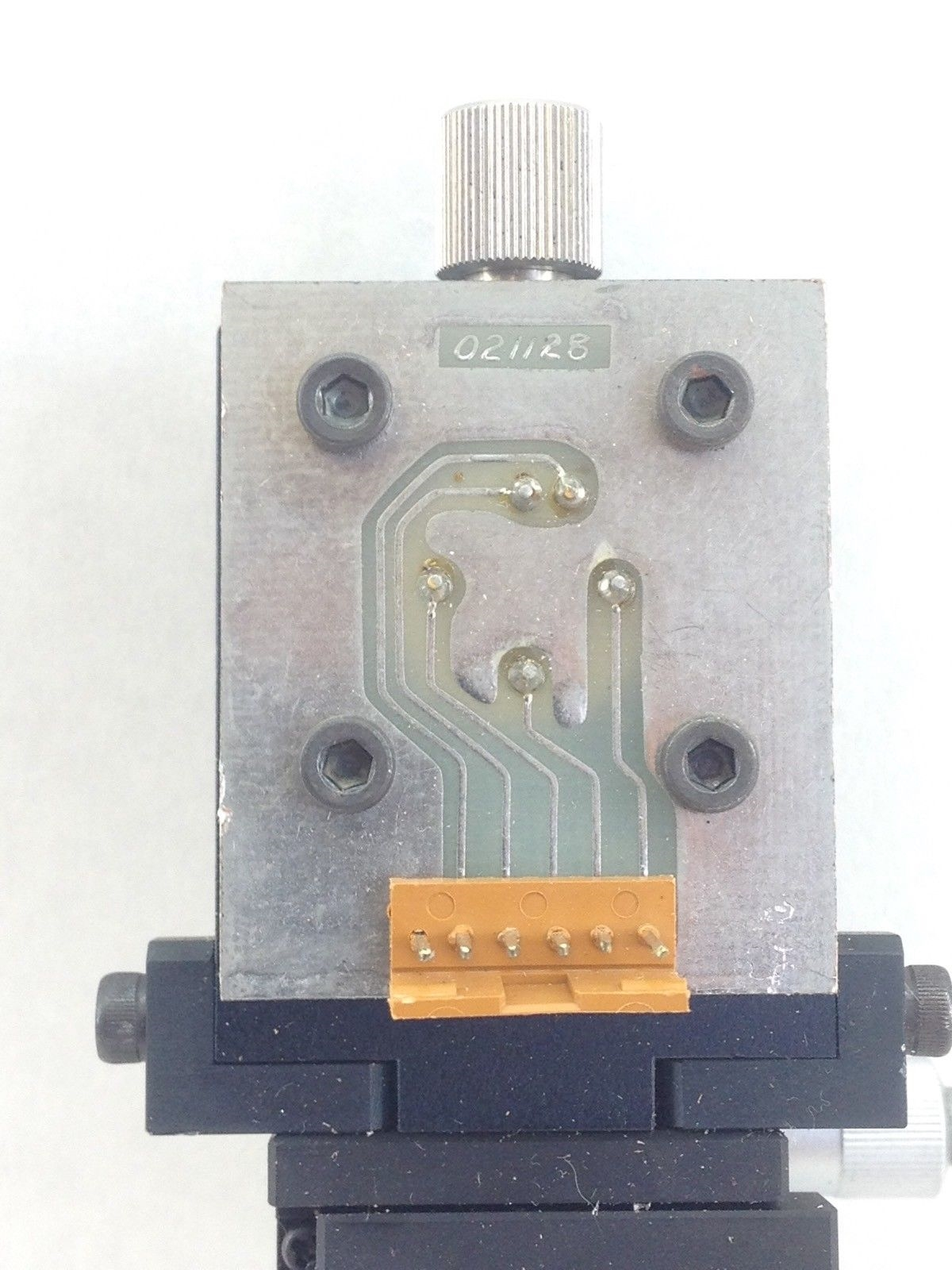 021128 MICRO-CONTROLLER BOARD OPTOMECHANICAL ASSY (H330) 2