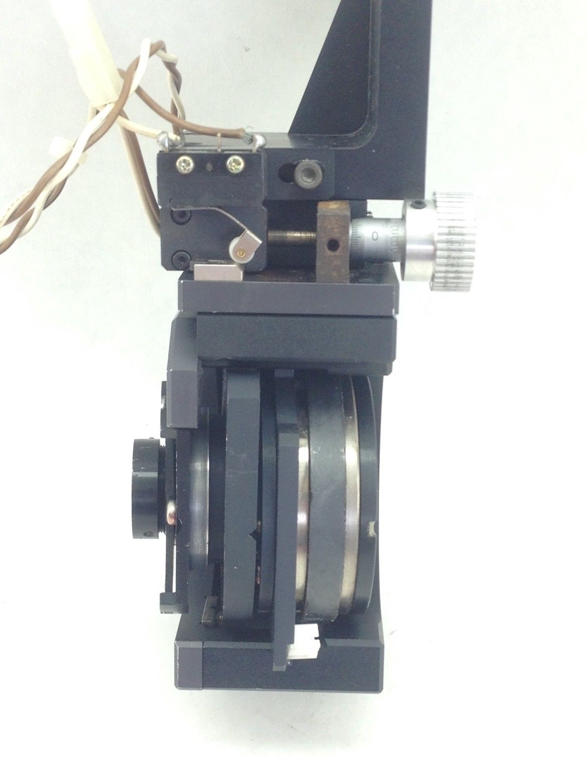 MITUTOY 148-205 MOTORIZED POSITIONING TABLE GRADUATED MICROMETER ASSY (H330) 3