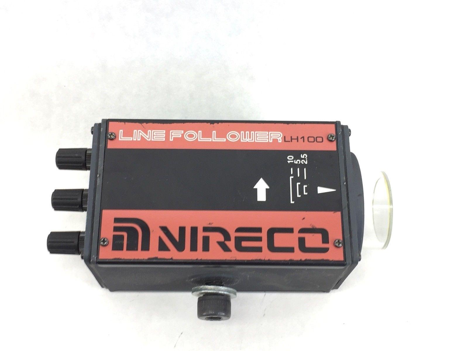 NIRECO LINE FOLLOWER HEAD LH100 (H296) 1