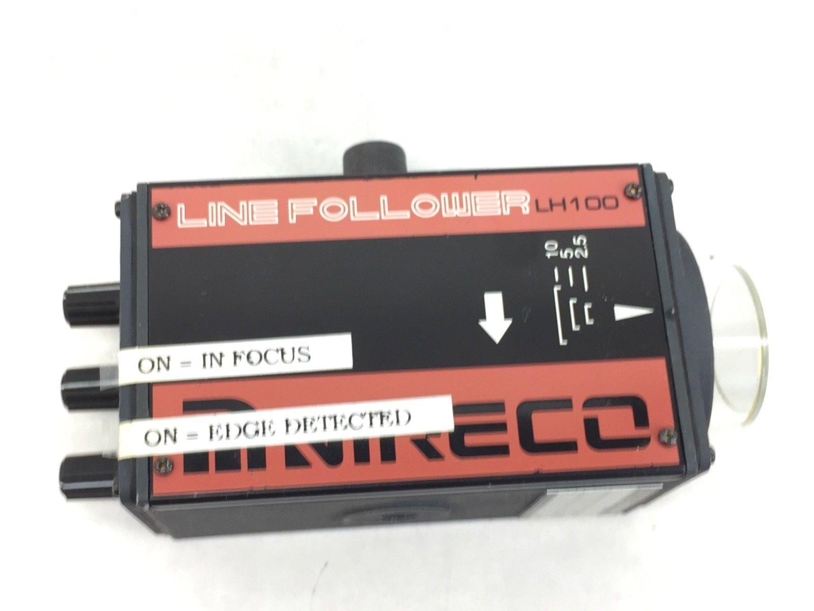 NIRECO LINE FOLLOWER HEAD LH100 (H296) 2