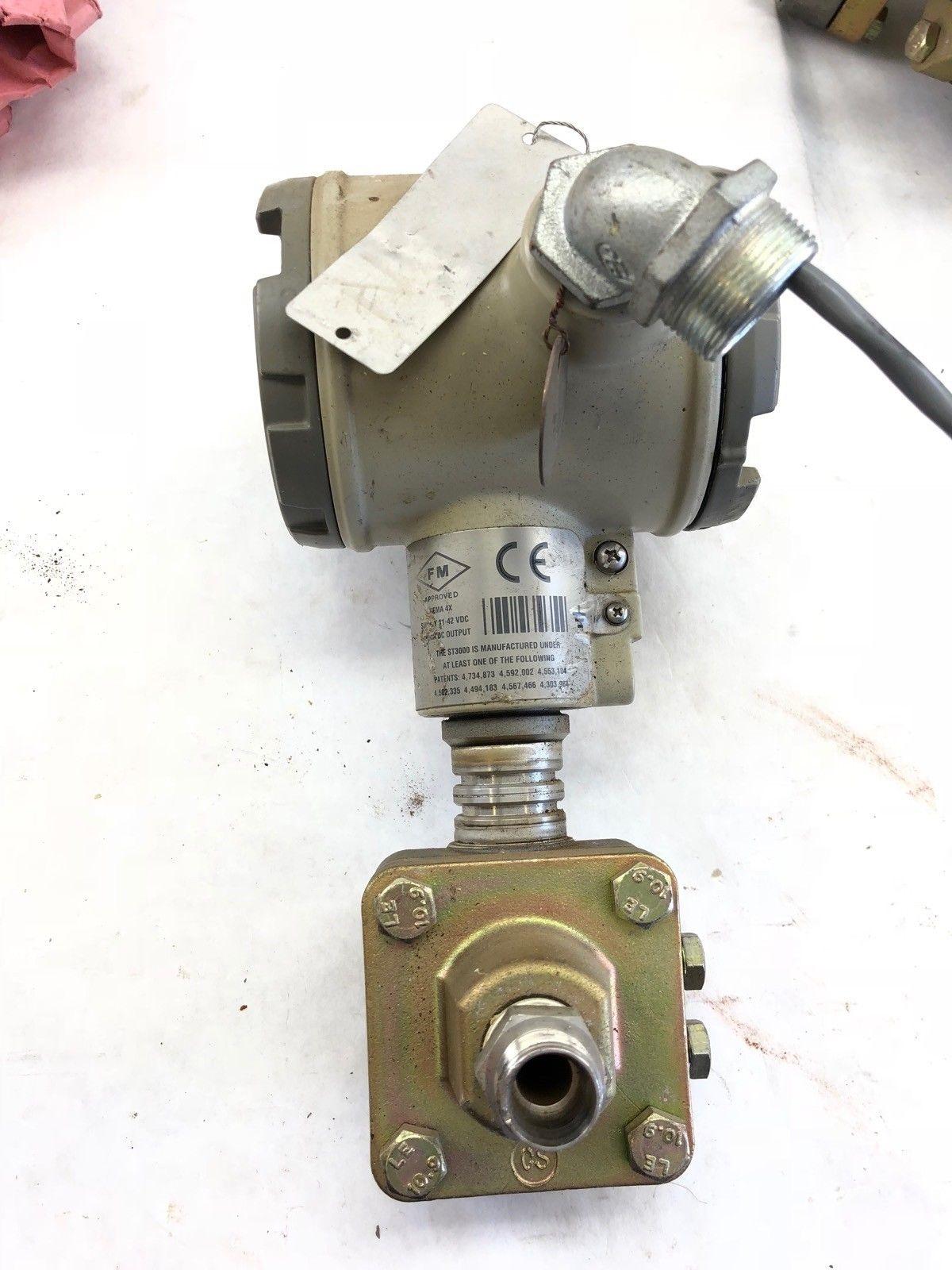 HONEYWELL ST3000 S900 R300 PRESSURE TRANSMITTER STA940-A1G STA940R-A10 (B444) 1