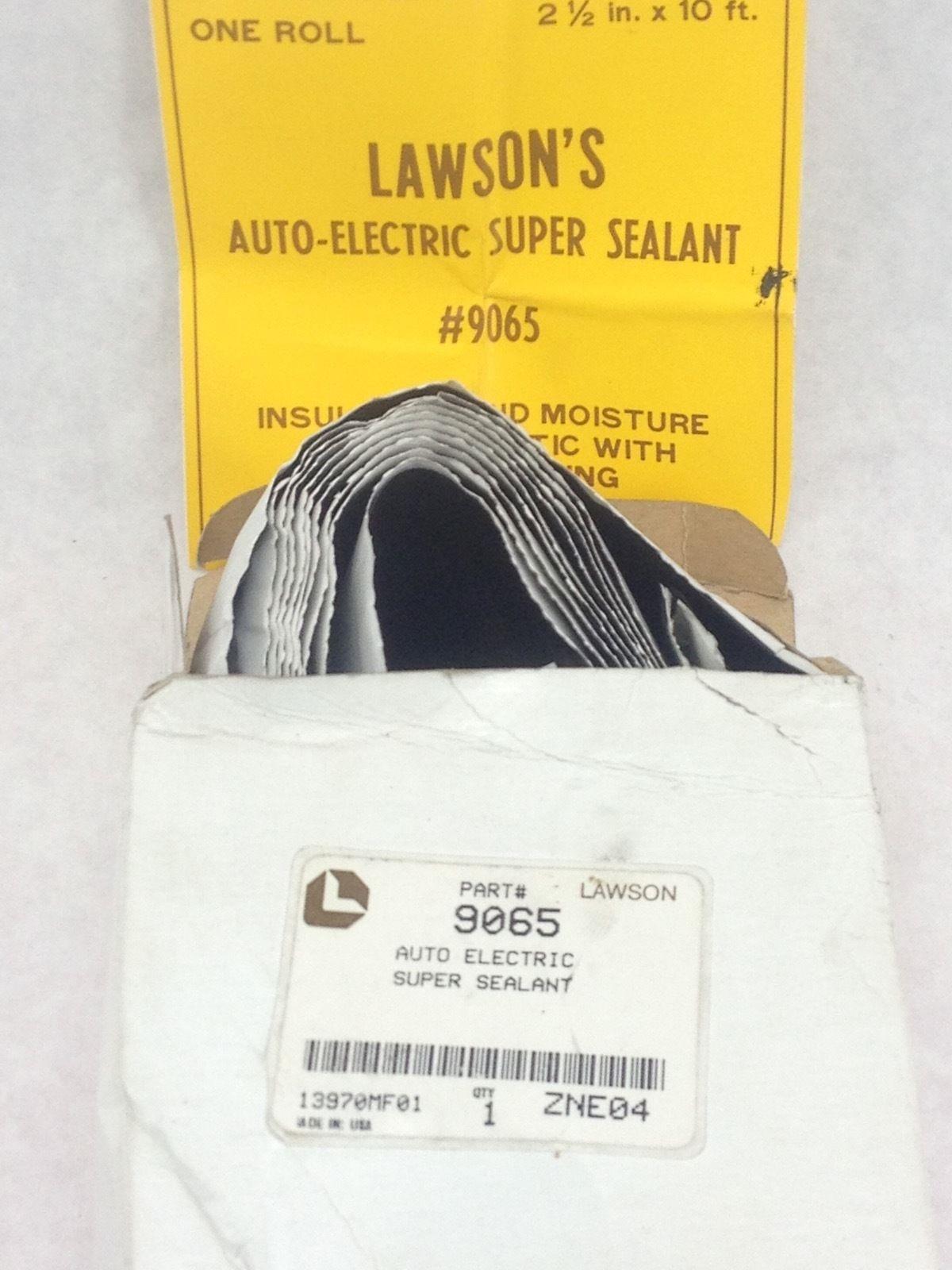 NEW! LAWSON'S 9065 AUTO-ELECTRIC SUPER SEALANT FAST SHIP!!! (A81) 1