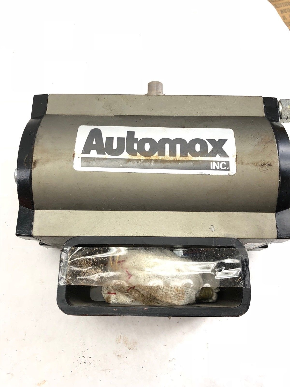 USED AUTOMAX A100DA PNEUMATIC ACTUATOR DOUBLE ACTION, FAST SHIP! 1