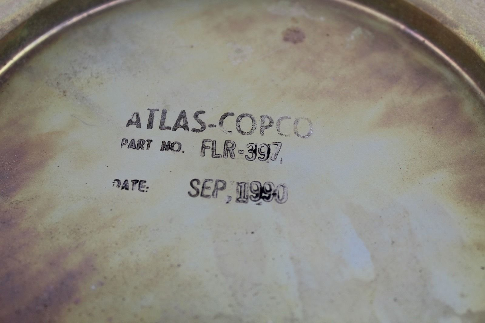 Atlas FLR-397 Filter *New* (B234) 2