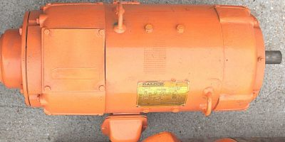 Baldor DC Motor Cat: D5010P Model: P21921480148 *NEW* (Connex) 1