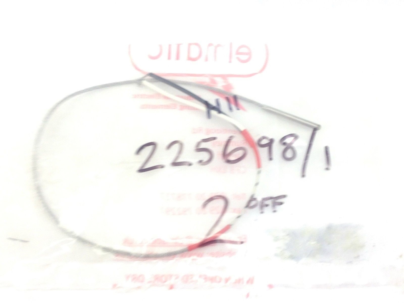 ELEMATIC 225698/1 THERMOCOUPLE (H352) 2