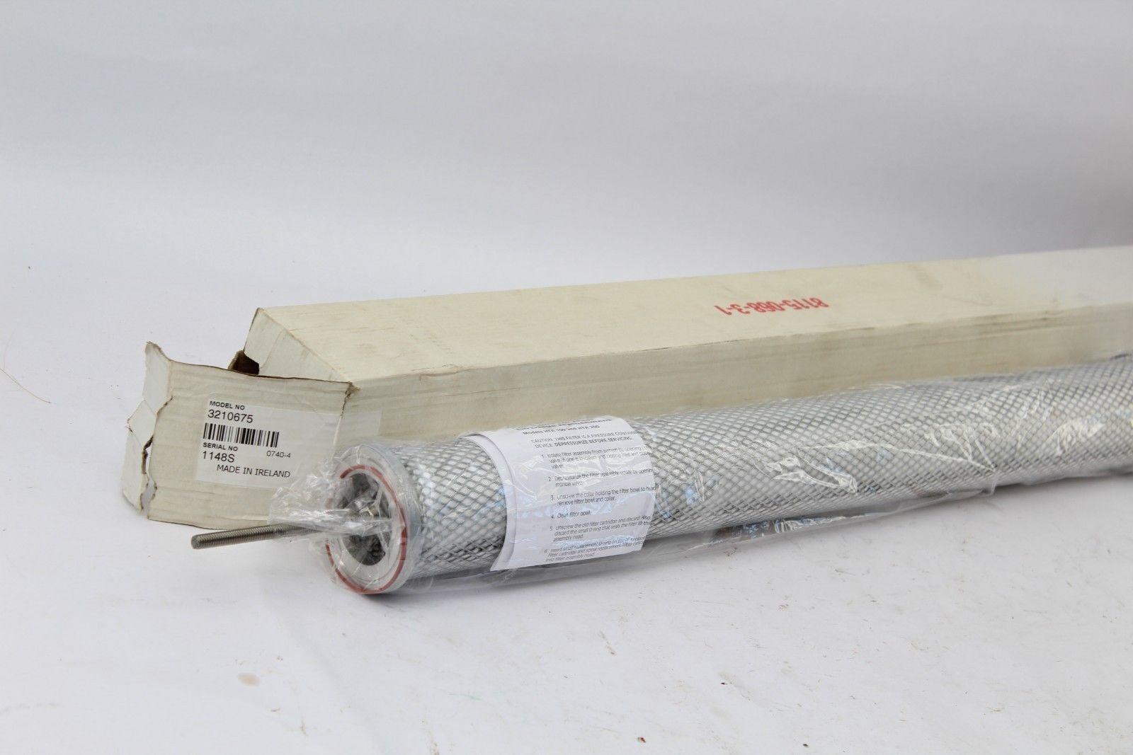 FAST SHIP!!! HANKISON 3210675 FILTER ELEMENT KIT HTA 1148S NEW IN BOX (Pallet) 2