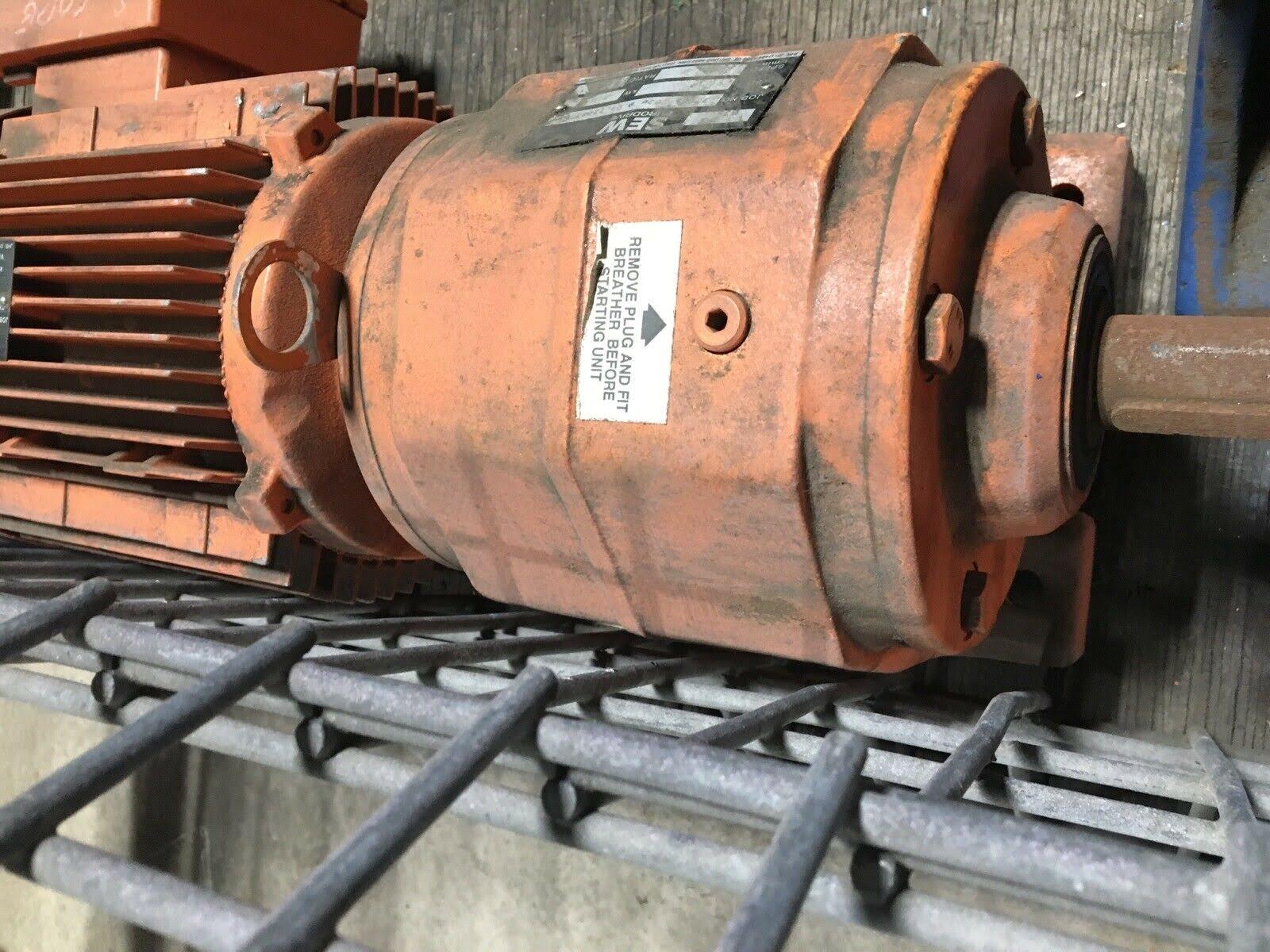 sew eurodrive gearmotor breather plug