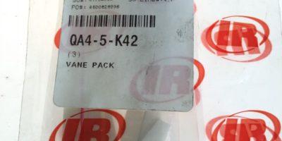 LOT OF 3Â Ingersoll Rand QA4-5-K42 VANE PACK 394 ASSEMBLY TOOL PART, (F12) 1