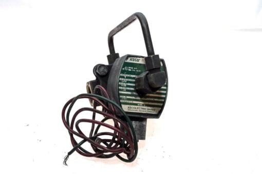 ASCO 8210G12 AIR/INERT GAS 5-250PSI WATER/OIL 5-200PSI 1/2� SOLENOID VALVE! (F3) 1