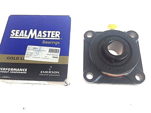 NEW IN BOX Seal Master MSF-19 1 3/16� N99741 Ball Bearing Flange Unit, (H95) 1