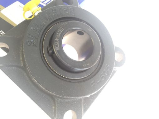 NEW IN BOX Seal Master MSF-19 1 3/16� N99741 Ball Bearing Flange Unit, (H95) 4
