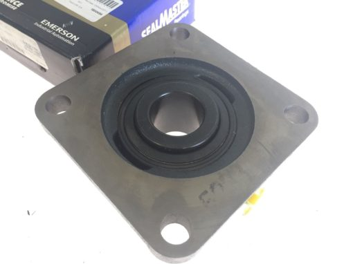 NEW IN BOX Seal Master MSF-19 1 3/16� N99741 Ball Bearing Flange Unit, (H95) 5
