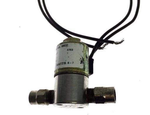 ELLIOT BAY CY316/CY317 WATTS 6-7 ORFICE 1/32 MOPD 400 VALVE, USED, WARRANTY H95 1