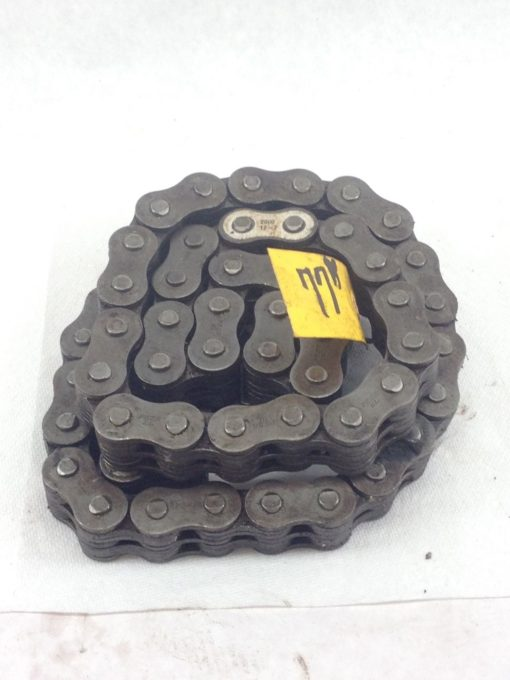 NEW! PEER BL 2000 12-7 ANSI LEAF DOUBLE ROLLER CHAINS 2-PC FAST SHIP!!!(B213) 1