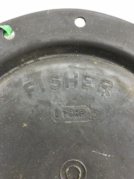 NEW FISHER 279RP SIZE 30 DIAPHRAGM NITRILE 17544, FAST SHIP! (B425) 2