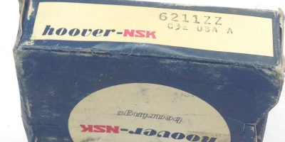 HOOVER-NSK 6211ZZ C3E BALL BEARING (A832) 1