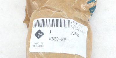 INA KB20-PP LINEAR BALL BEARING (A843) 1