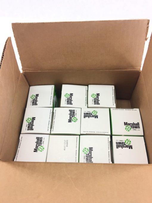 NEW IN BOX OF 11 FISHER CONTROLS MARSHALLTOWN J513-100 88378 0-100 PSIG, (B385) 1