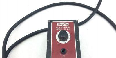 USED GOOD CONDITIONÂ Dayton 5X412 1/35-1/6HP 115V Speed Control, FAST SHIP! B363 1