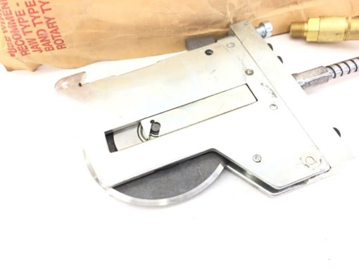 NEW! MARK ANDY PRINT PRODUCTS 654803 AIR KNIFE SLITTER ASSY W/ BLADE (H133) 2