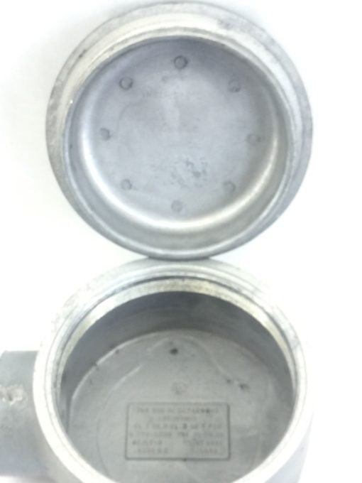 NEW! KILLARK GEJLT-6 2� ALUMINUM OUTLET BOX TYPE L (B65) 2
