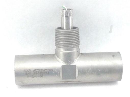 FLOW AUTOMATION N-3/4-30 TURBINE VALVE P/N 9804E074 (H343) 1