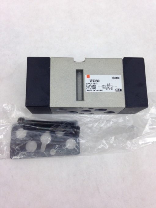 SMC VFA3240 PNEUMATIC AIR OPERATED VALVE (A835) 1