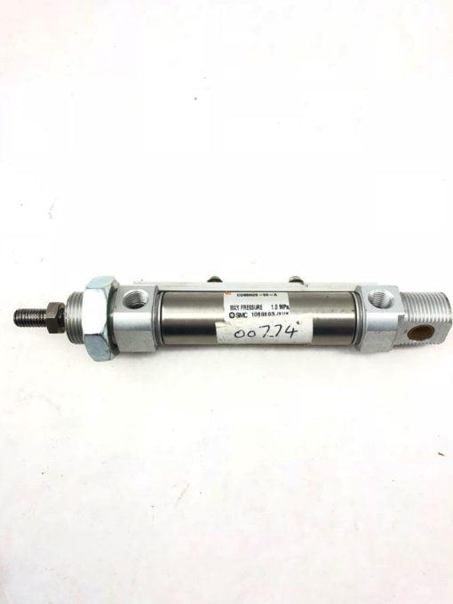 NEW SMC CD85N20-50-A AIR CYLINDER MAX PRESS. 1