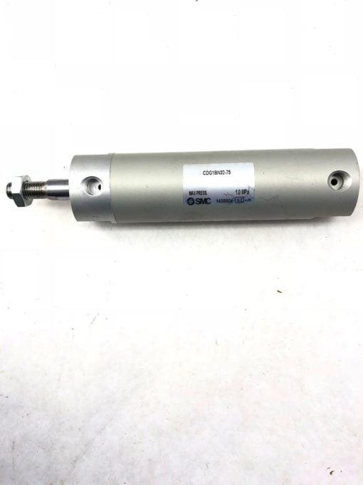 NEW SMC CDG1BN32-75 AIR CYLINDER MAX PRESS. 1