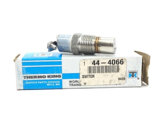 NEW! THERMO KING 44-4066 WATER TEMPERATURE SWITCH 444066 (A611) 1