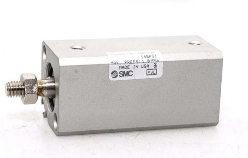 SMS CDQ2B16-30DCM DOUBLE ACTING SINGLE ROD COMPACT PNEUMATIC CYLINDER! NEW (F17) 1