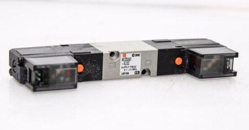 SMC NVZ3243-5LOZ 24VDC 20-100PSI 4/5 PORT SOLENOID VALVE! NEW! FAST SHIP! (F17) 1