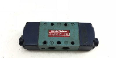 USED SCHRADER BELLOWS PARKER B53004PP VALVE B 53004 PP, FAST SHIP! (A844) 1